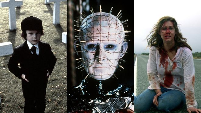 The 100 best horror films