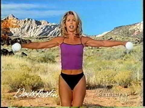 Denise austin nude sunbathing — pic 1