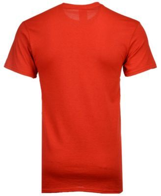 J America Men's Ohio State Buckeyes Sport Hit T-Shirt - Red XXL