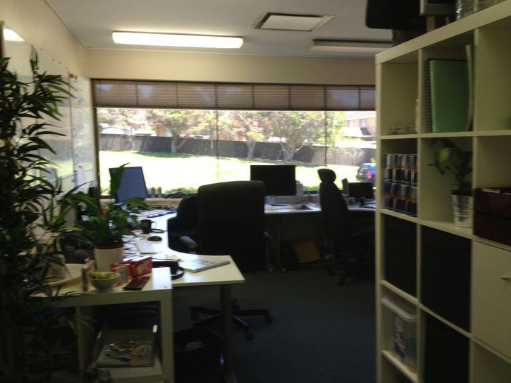 BEFORE: Hope Media Lunchroom before