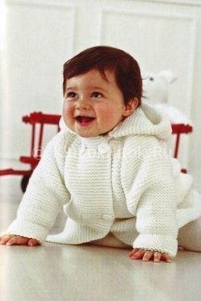 Пальто с капюшоном | Вязание для девочек | Вязание спицами и крючком. Схемы вязания.