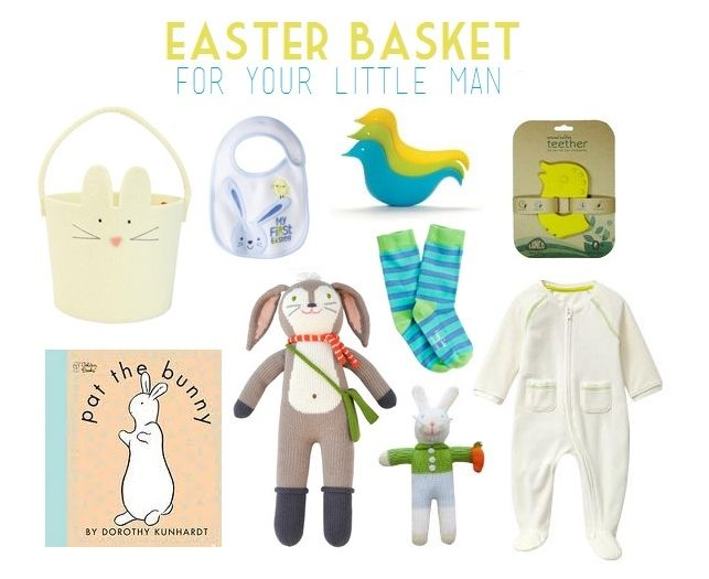 The 25 best baby easter basket ideas on pinterest easter easter basket goodies little baby garvin negle Gallery