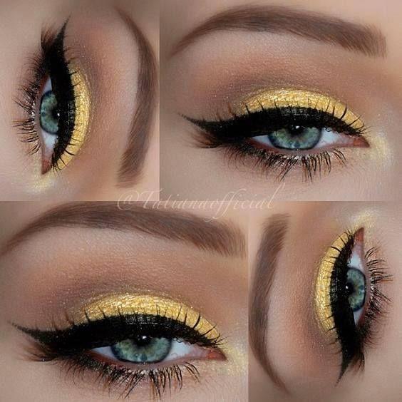 Hoje mostramos para vocês 10 sugestões de maquiagem bem bonitas para servirem de inspiração para sua