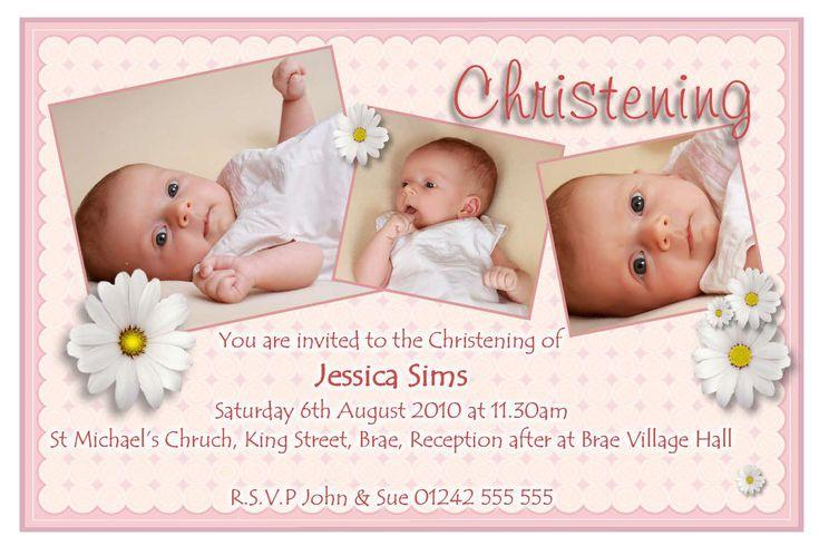 Christening Invitation For Baby Girl : Christening Invitation Background For Baby Girl - Superb Invitation - Superb Invitation