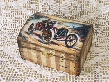 "Man's box ""Racers"""