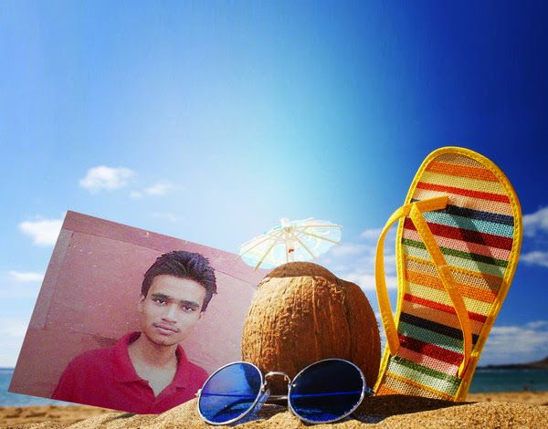 Hi frinds this is my photo