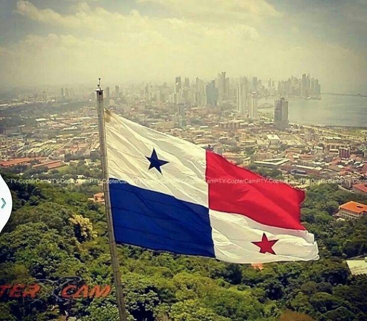 La ciudad de Panamá desde el cerro Ancón