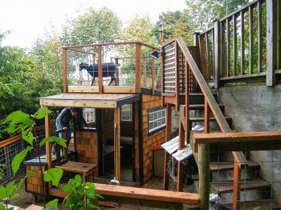 The New Doghouse is a Goat Palace – City Goats, Seattle is utterly caprine crazy :)