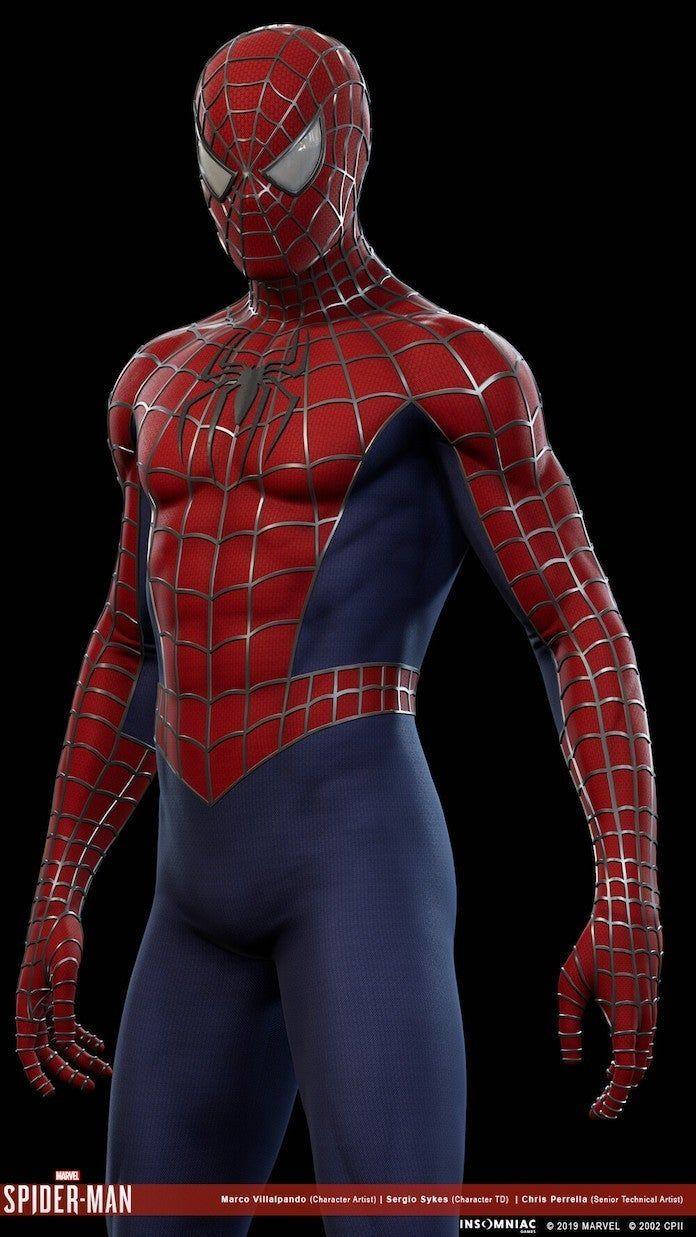 Incredible Marvel S Spider Man Art Shows Off Alternate Suits Villains Marvel Spiderman Art Marvel Spiderman Spiderman