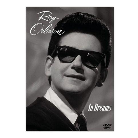 Roy Orbison In Dreams DVD from Roy Orbison Online Store – Kate Thibault