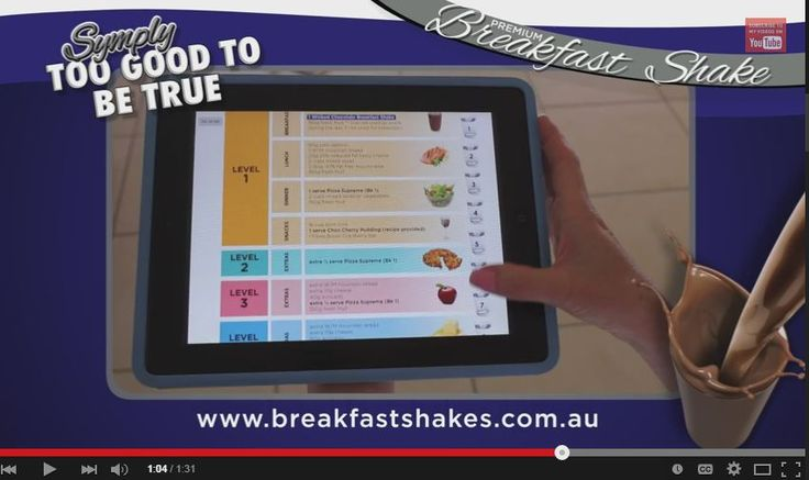 A sneaky little preview of one of my FREE 14 Day Weightloss Plans. There is a different plan for each flavour - the plan includes breakfast, lunch, dinner & snacks as well as NEW recipes, motivation & tips! Visit www.breakfastshakes.com.au
