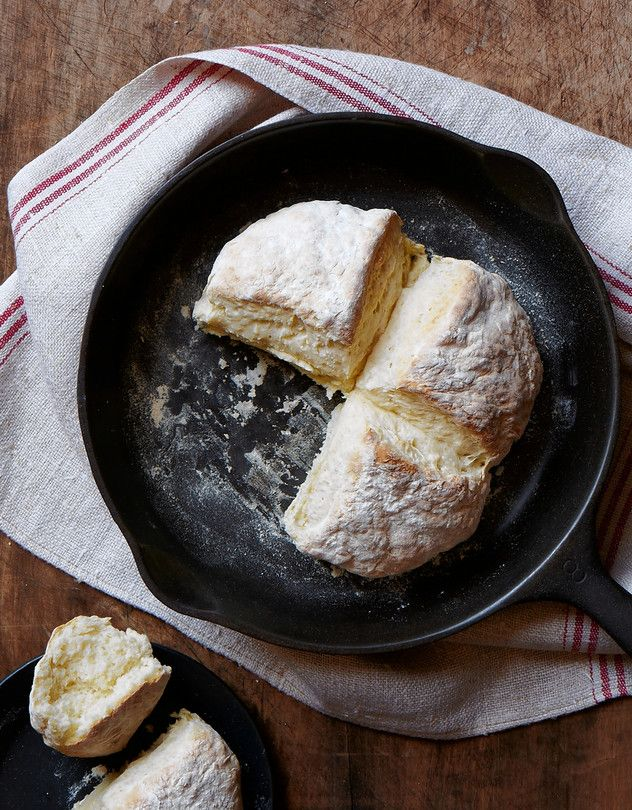 Skillet Bread Recipes, No Oven Required From Indian naan to the hoecakes of the American South, skillet breads are simply delicious