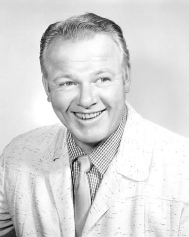 Alan Hale Jr.  (Gilagans Island)1921-1990