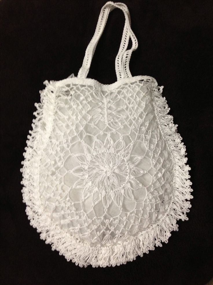 Hairpin lace / Party bag