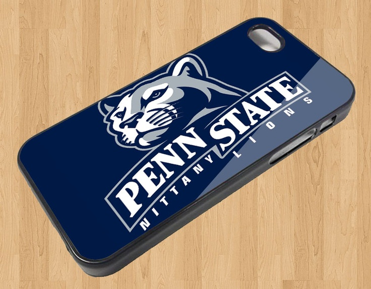 Penn State Nittany Lions PSU Logo for IPhone Case Apple Phone iPhone 4 4S Case Cover SM_530