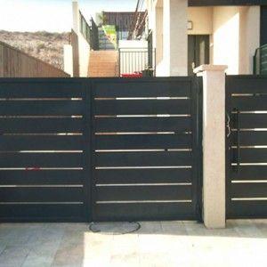 CC D10 #Contemporary #Doors - Gates - Fence http://gateforless.com/