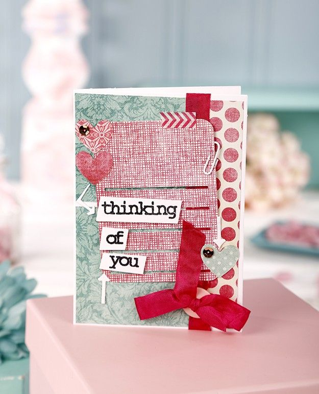 Sneak peek of Simply Cards & Papercraft 127 with @Sizzix Life Made Simple dies.