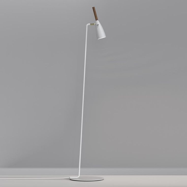 <p>Vous ne vous lasserez pas de cette lampe sur pied signé PURE de la marque Nordlux.<br /><br />Matériaux de produit : Métal & bois<br />Douille : GU10<br />incl. ampoule : non<br />Max Wattage : 8 W<br />Voltage : 240 V<br />IP Classe de protection : IP 20<br /><br />Disponible en 3 coloris : Blanc / Noir / Gris</p>