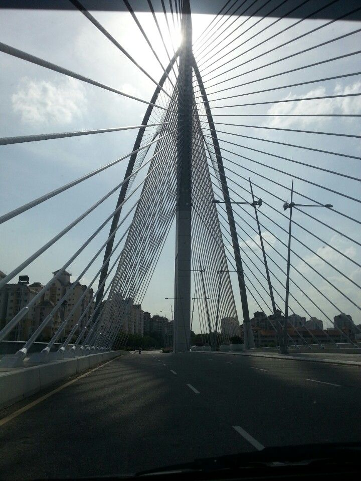 Putrajaya Bridge Lakeside Presint 2