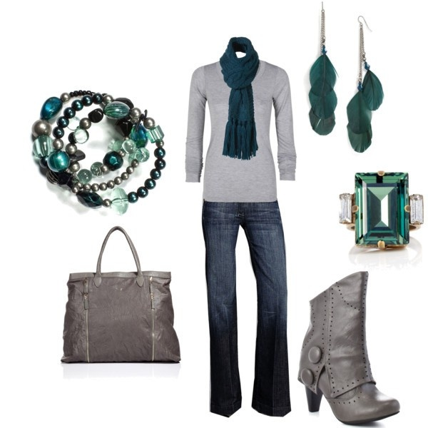 Tomorrow..: Shoes, Teal And Grey, Emeralds, Colors Combos, Fashion, Style, Winter Outfit, Fall Outfit, Boots