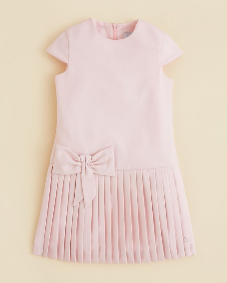 Tartine et Chocolat Girls' Pleated Dress - Sizes 4-6 | Bloomingdale's