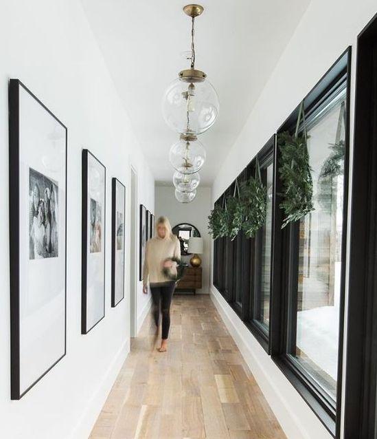 25+ Best Hallway Wallpaper Ideas On Pinterest