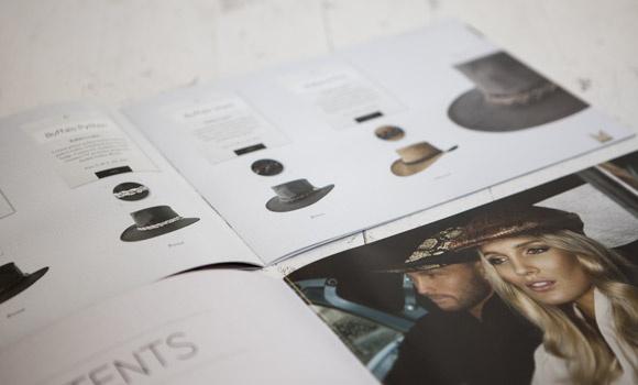 Jacaru Catalogue 2013 designed by Bluemelon Design