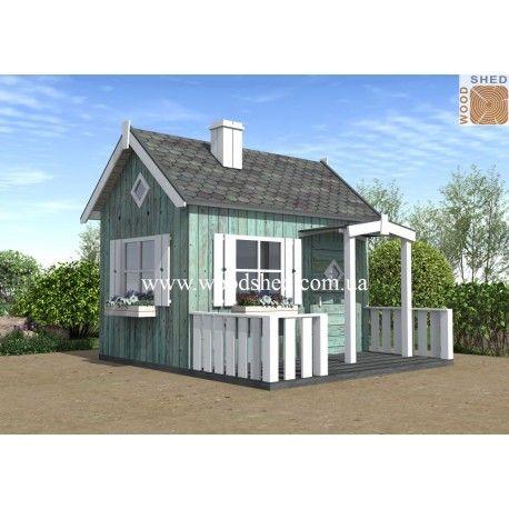 Детский домик «Остапчик» - великолепный небольшой деревянный домик, который станет любимым местом для игр ваших детей и их товарищей. А благодаря красивому дизайну он станет еще и изюминкой общего ландшафтного дизайна вашего участка. Преимущества и особенности детских домиков
