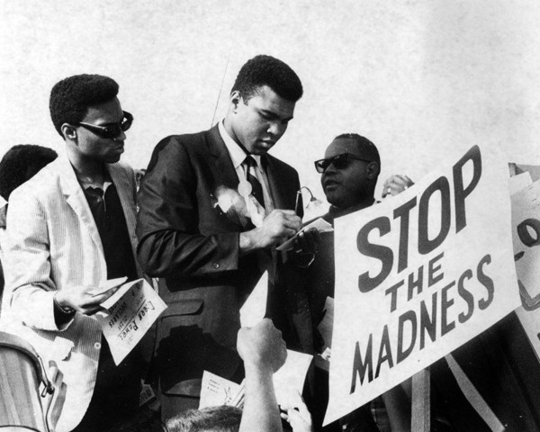 Muhammad Ali Risked It All When He Opposed The Vietnam War