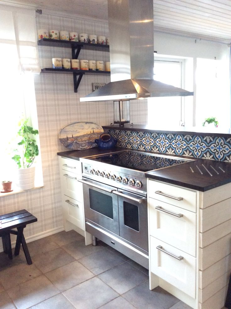 Kök New England kitchen