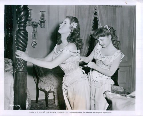 Vintage 19Julie London & Susan Hayward In Vintage Girdles TAP ROOTS Movie Photo in Collectibles, Photographic Images, Contemporary (1940-Now), Celebrity, Movies | eBay