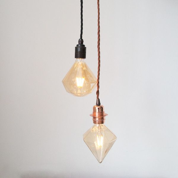 Extra Large Diamond LED Light bulb