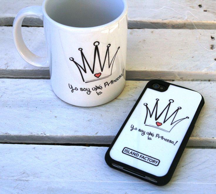 #mug #iphonecase #princess #islandfactory #bohemian