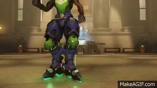 Overwatch - Lucio Trailer is an animated gif that was created for free on MakeAGif.