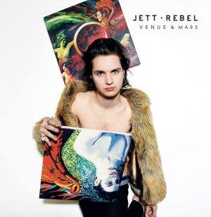 Venus & Mars by Jett Rebel
