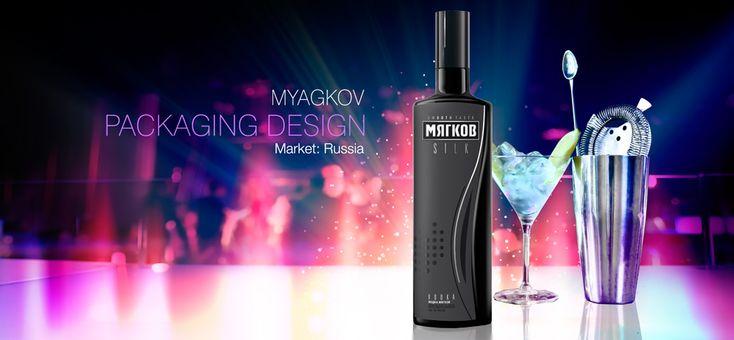 Van Heertum Design VHD - Myagkov vodka