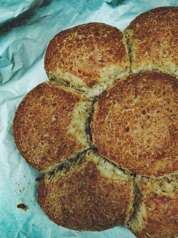 Our favourite whole grain bread
