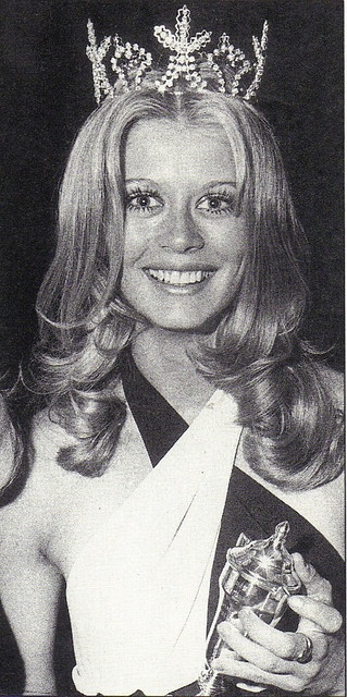 Stephanie Reinecke | Miss South Africa 1972