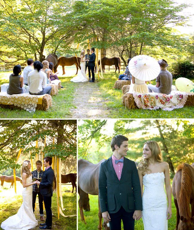 Beautiful A Perfect Country Wedding