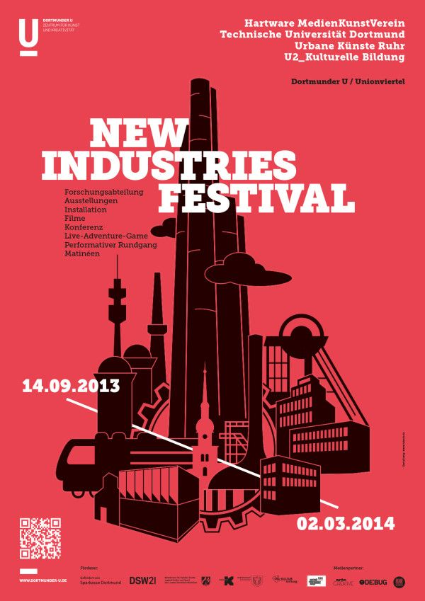 New Industries Festival 1