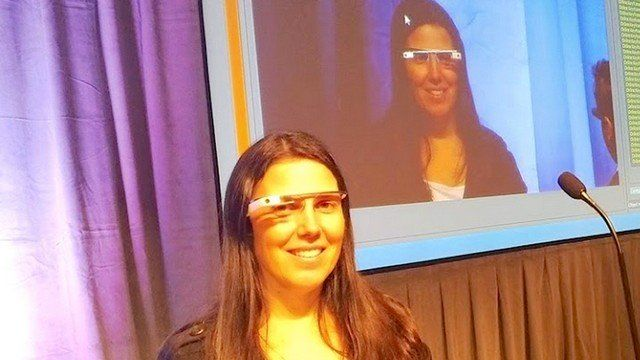 Excellent : Cette conductrice est la première détentrice d'une contravention Google Glass #googleglass