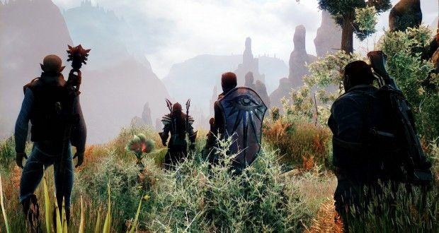 Dragon Age Inquisition Customisation Trailer | PlayStation 4 UK