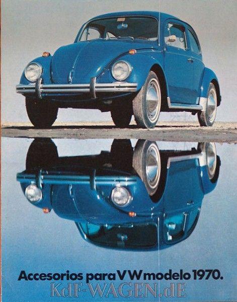 VW - 1970 - Accesorios para VW modelo 1970 - [10373]-1