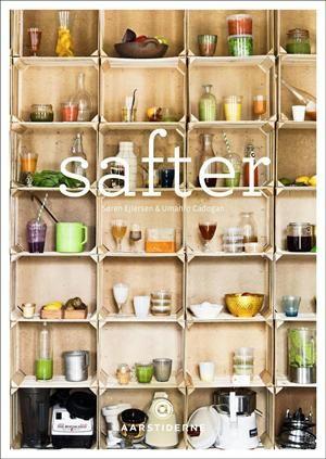 Safter af Umahro Cadogan og Søren Ejlersen ISBN 9788771370065