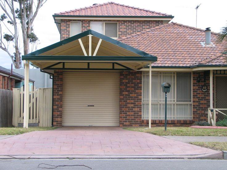 Best 25 enclosed carport ideas on pinterest carport for Inexpensive carport ideas