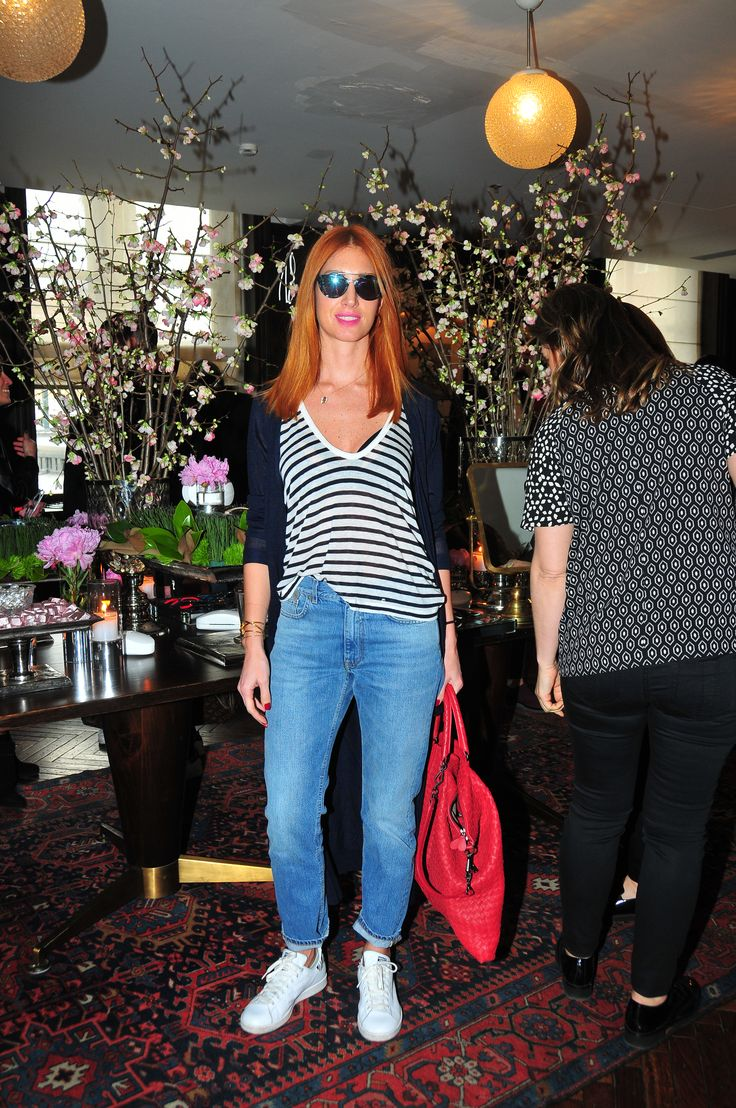 Turkish blogger Hande Can Yüce at The PINKO Invasion event in Istanbul