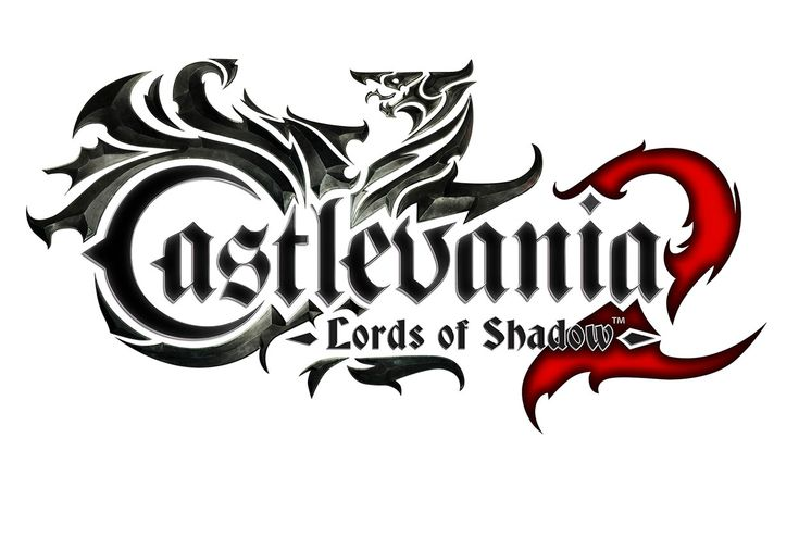 Logo | Castlevania: Lords of Shadow 2