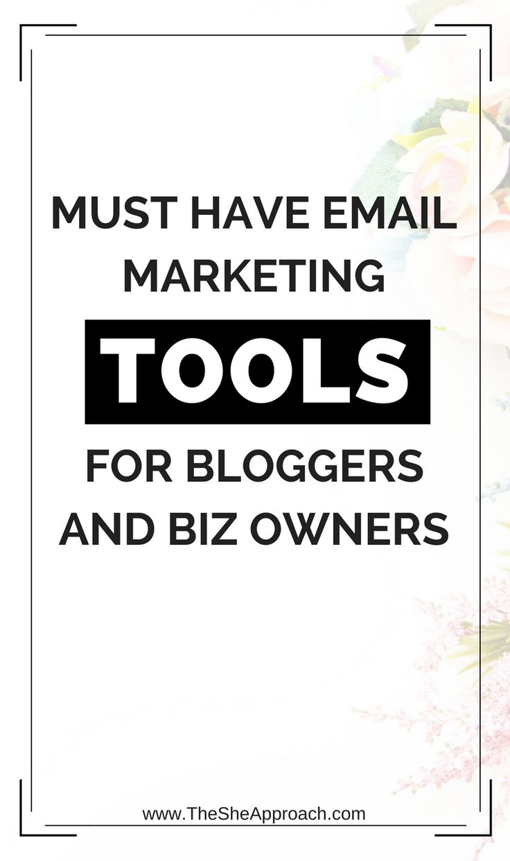 Looking for tools and apps to make your inbox more manageable and stay on top of your email marketing? Here are 5 must-have tools for bloggers and business owners. Organize your inbox and grow your email list! #bloggingtips #emailmarketing #startablog