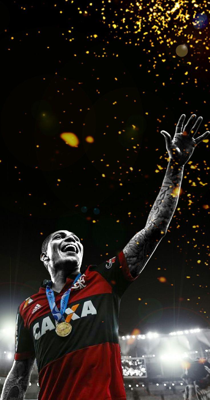 Artilheiro e Rei do Rio #Flamengo