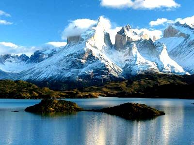 Patagonia: Its so beautiful and I want to take the ship to Antartica and see the penguins!